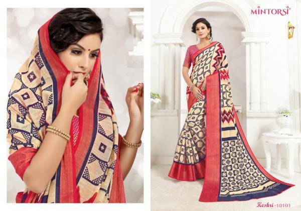 Varsiddhi Fashion Mintorsi Kesari 10101-10111 Series