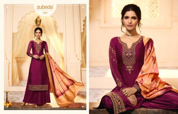 Zubeda Krithi 16401-16408 Series