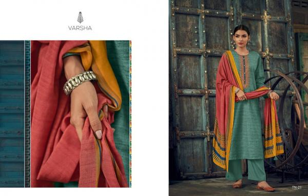 Varsha Fashion Tanshi TN-21-TN-28 Series
