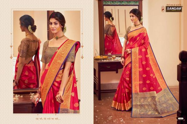 Sangam Prints Chandrakala 10001-10006 Series