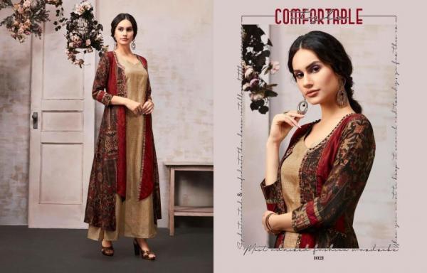 Kajree Fashion Anaya 1021-1027 Series