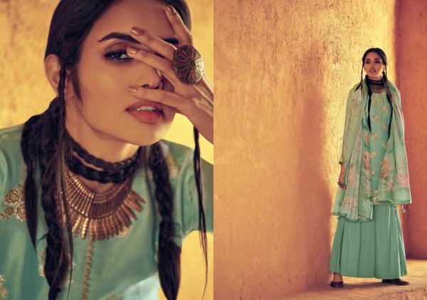 Varsha Fashion The Golden Threads 21-26 Series