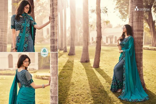 Desi Look Devsena Vol-10 4131-4143 Series