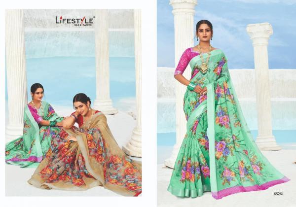 Lifestyle Sambhavi Cotton Vol-3 65261-65672 Series