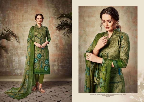 Zulfat Designer Gulmohar Vol-2 170-001-170-010 Series