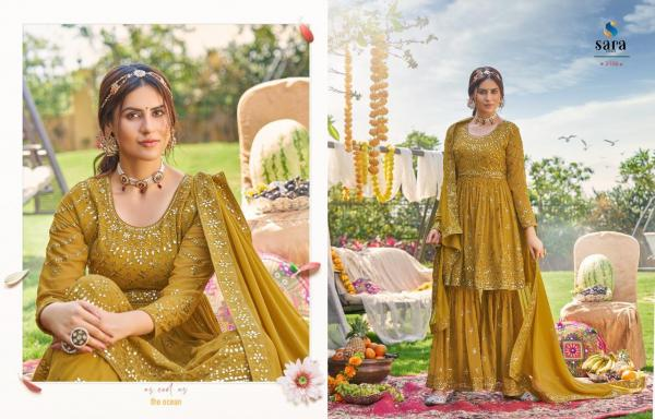 Sara Trendz Jasmeen 2106-2109 Series
