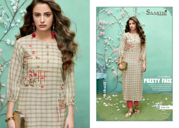 Saarthi Fashion Sameera 178-182 Series