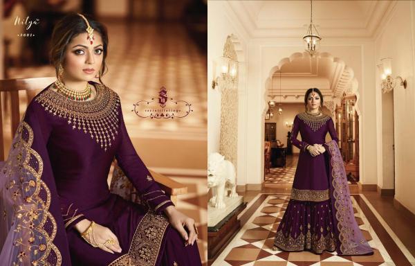 LT Fabrics Nitya 136 3601-3609 Series
