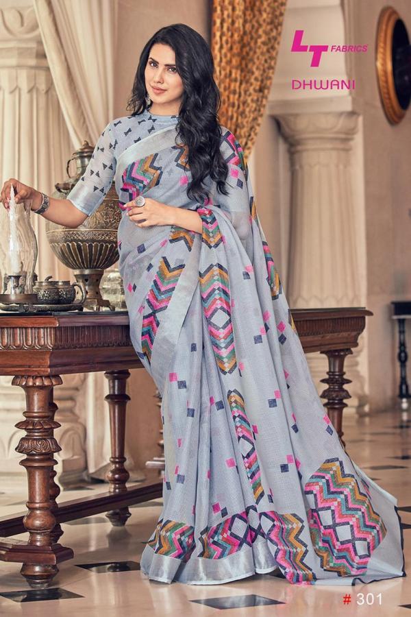 LT Fabrics Nitya Dhwani 301-310 Series