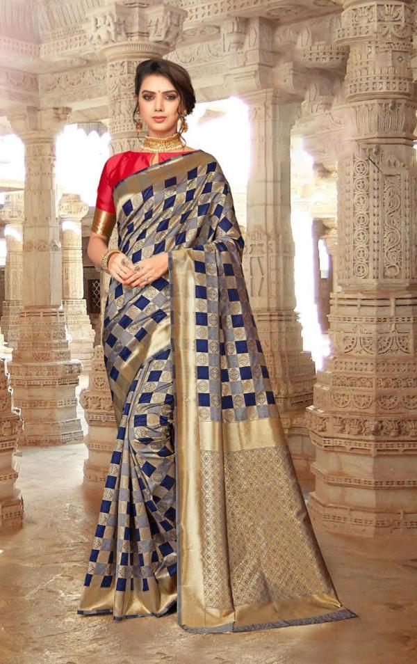 Sangam Unnati Silk 1001-1006 Series