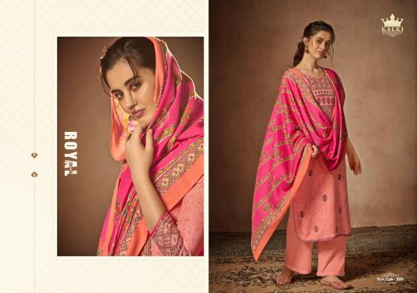 Kalki Fashion Ikkis 1001-1008 Series