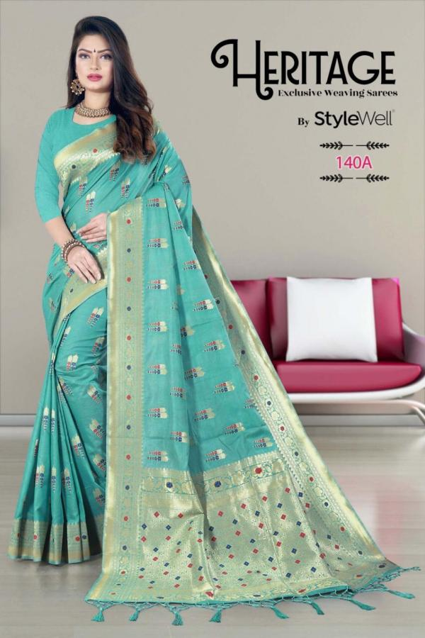 Stylewell Heritage 140 Colors