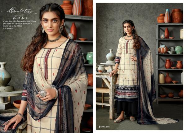 Radhika Fashion Azara Monsoon Collection 2001-2008 Series