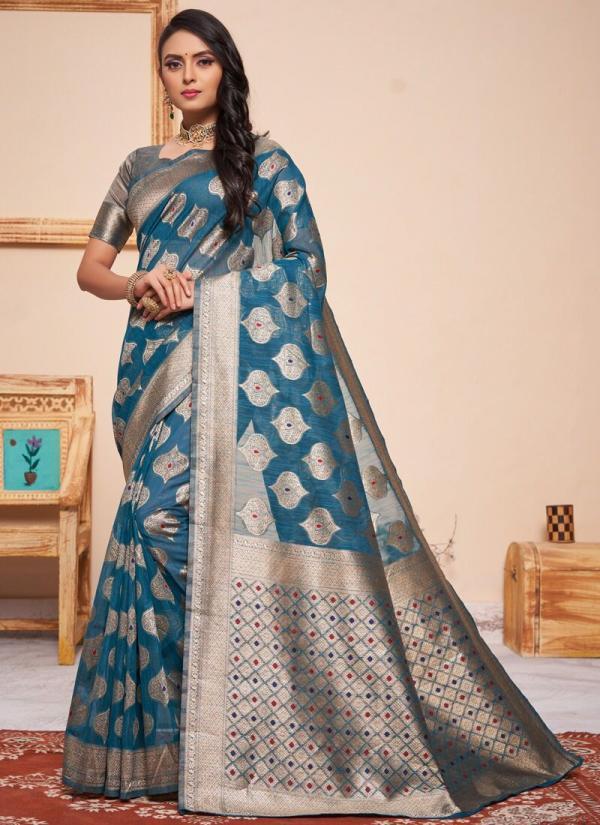 Asisa Saree Chhaya 8101-8109 Series