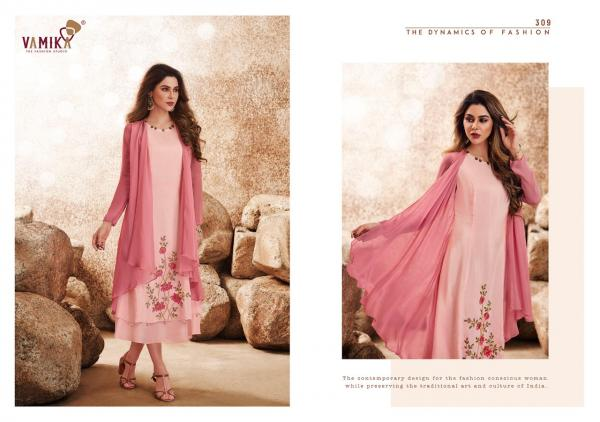 Arihant Designer Vamika TM Upstylish Vol-2 309-314 Series