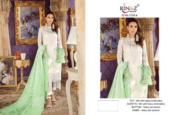 Rinaz Fashion 1110 Colors