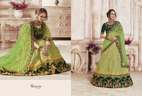 Gajiwala Olivia Designer Heavy Lehenga Choli 3041-3051 Series
