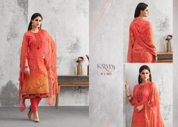 Karma Trendz Amaira 405-411 Series