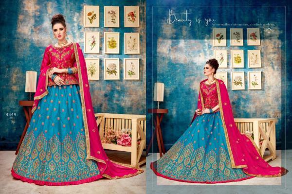 Sanskar Style Baleno 4349-4354 Series