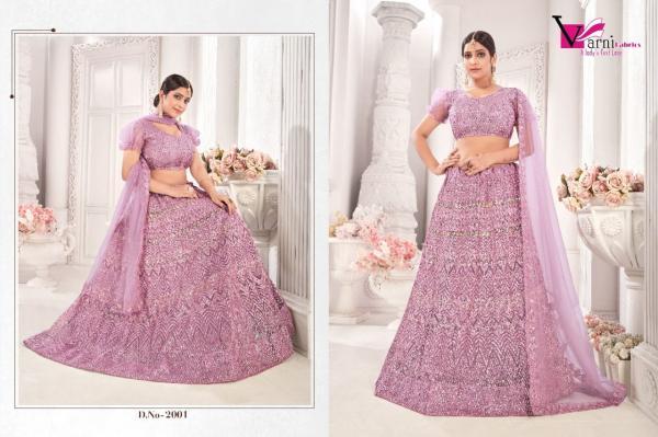Varni Fabrics Zeeya Nasrin 2001-2004 Series