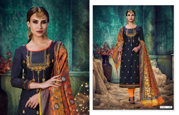 Kajree Fashion Rangrasiya 1161-1170 Series
