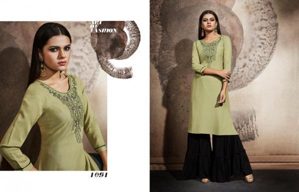 Kajree Fashion Khanak 1091-1102 Series