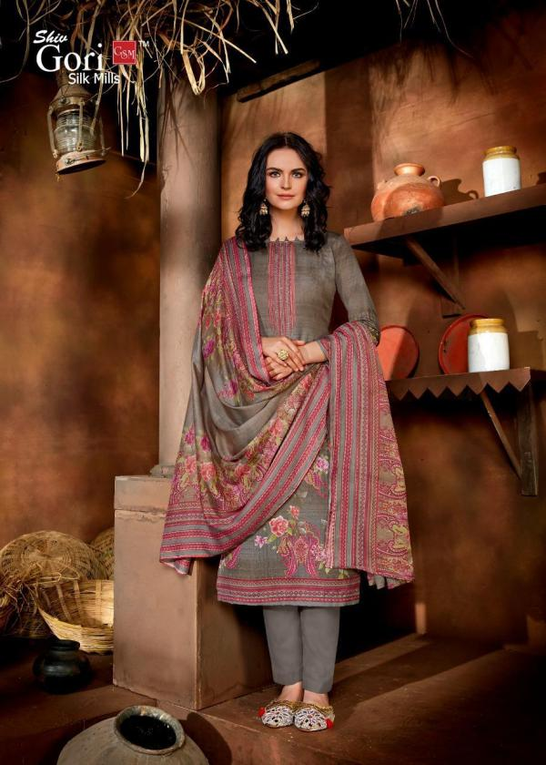 Shiv Gori Silk Mills Pakiza Vol-9 9001-9012 Series