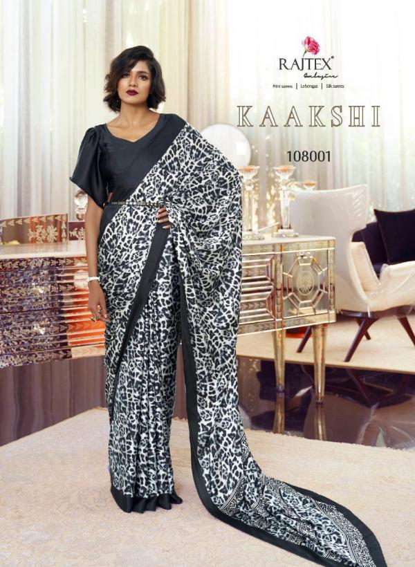 Rajtex Saree Kaakshi 108001-108018 Series
