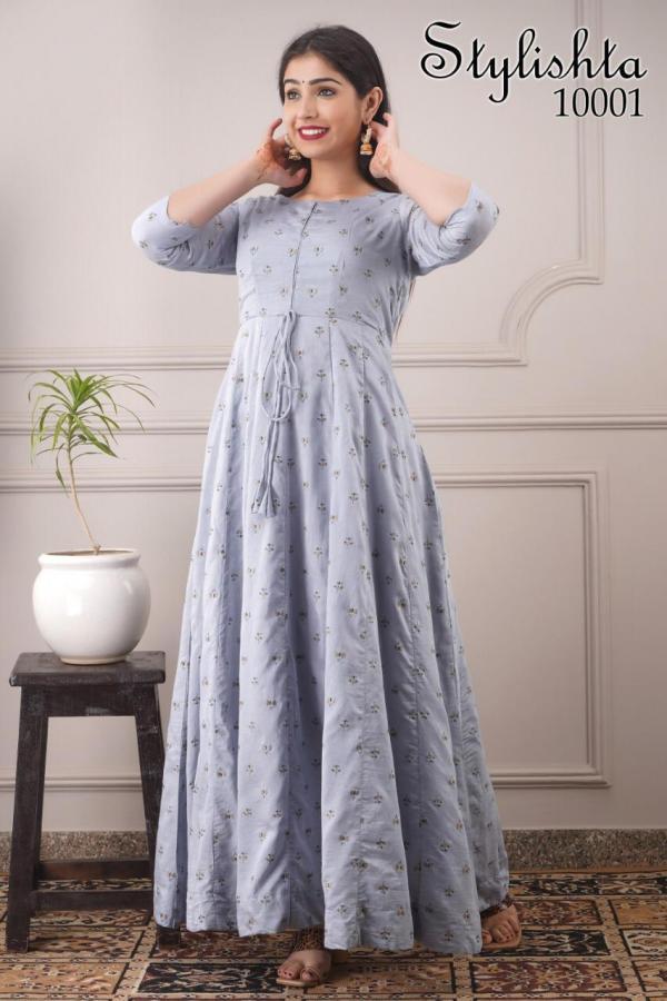 Stylishta Vol-10 Kurti Gowns