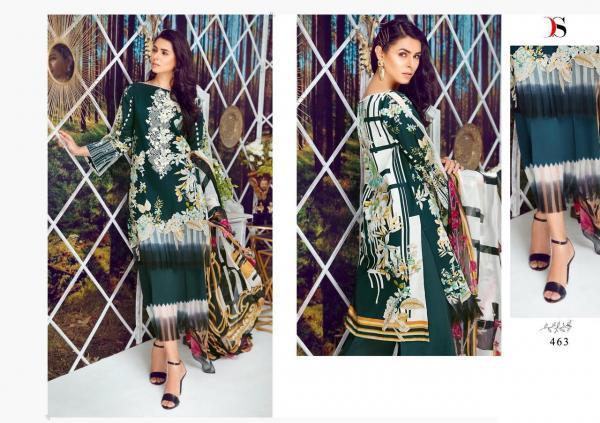 Deepsy 463-468 Cotton Dress Material