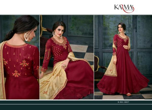 Karma Trendz 18027 Series 18027-18033 Series