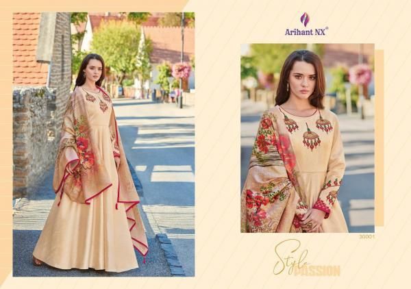 Arihant Designer Rubinaa 30001-30008 Series