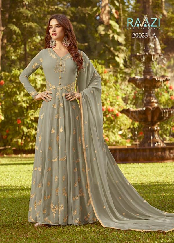 Rama Fashions Raazi 20023 Colors