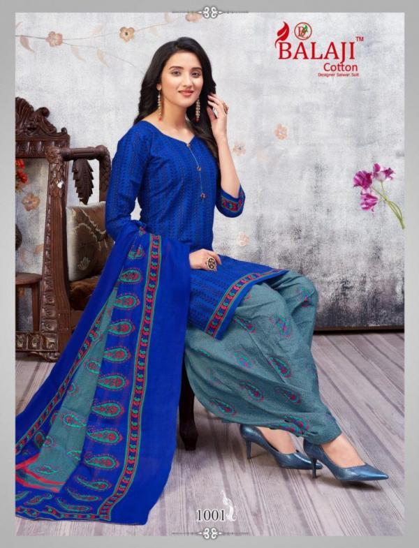 Balaji Cotton Sui Dhaga Vol-1 1001-1012 Series