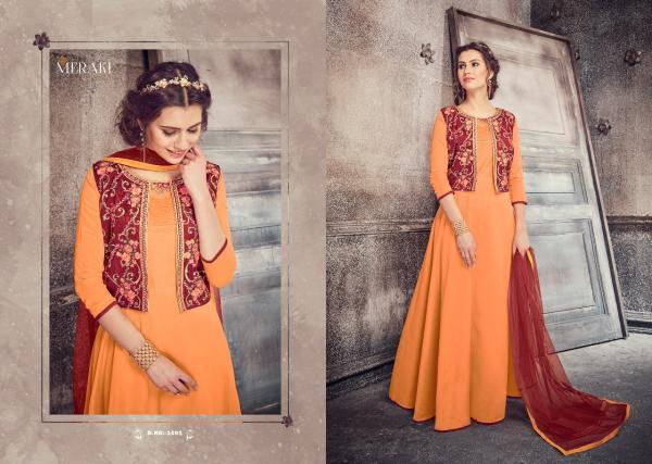 Sanskar Style Meraki Sapphire 1001-1006 Series