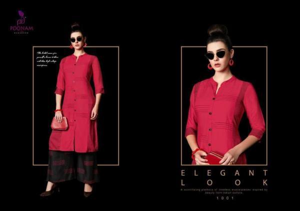 Poonam Designer Lady Gaga 1001-1008 Series