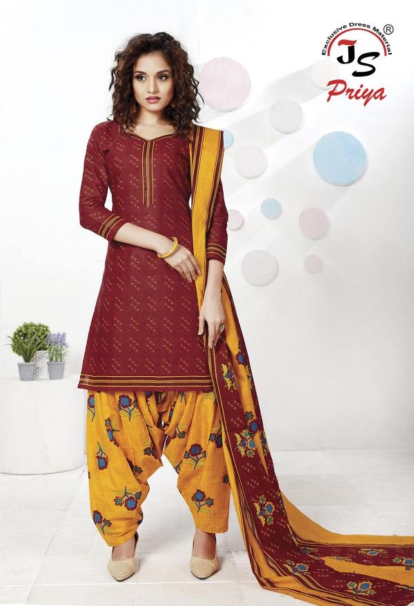 JS Priya Gulzaar Vol-6 6001-6010 Series