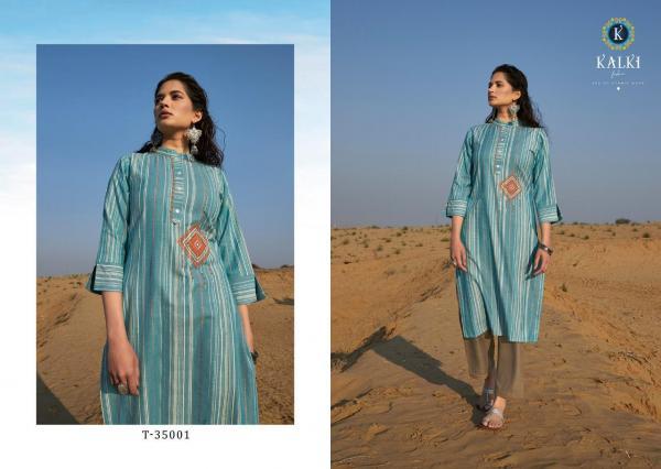 Kalki Fashion Desrat 35001-35008 Series