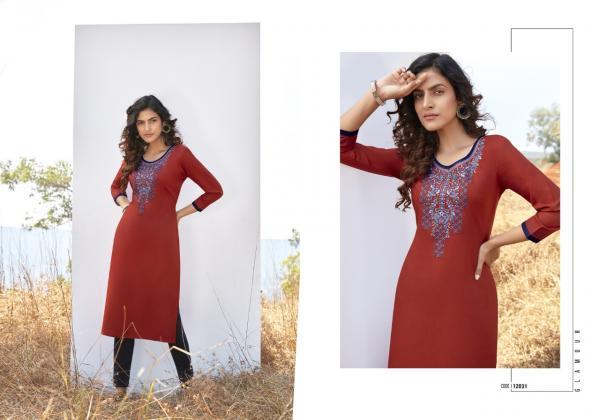Kajree Fashion Kalaroop Lily Vol-17 12031-12040 Series