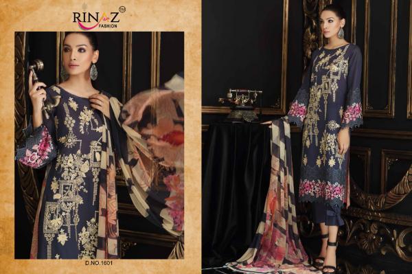 Rinaz Fashion Charizma Vol-5 1601-1606 Series