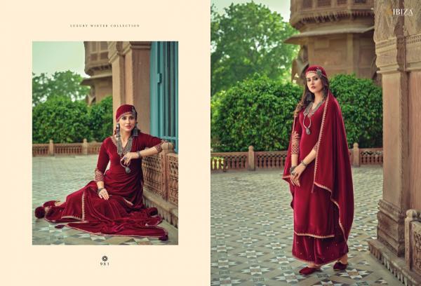 Ibiza Kainaat 2021 Luxury Collection 981-988 Series