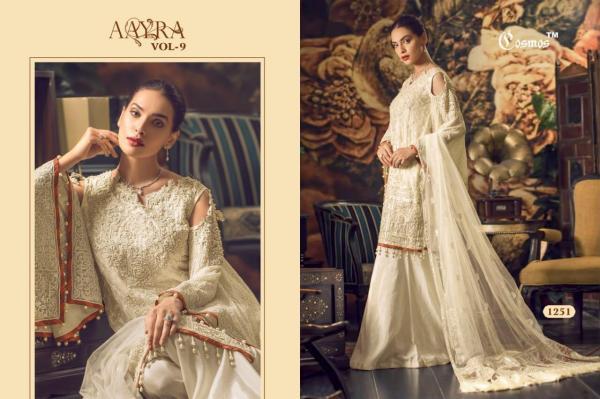 Cosmos Fashion Aayra Vol-9 1251-1256 Series