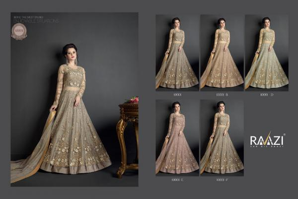 Rama Fashions Raazi 10001 New Colors