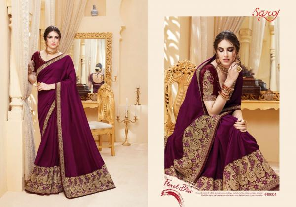 Saroj Sarees Swayamvar 440004-440009 Series