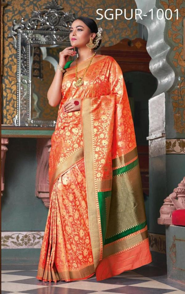 Sangam Saree Purnima 1001-1008 Series