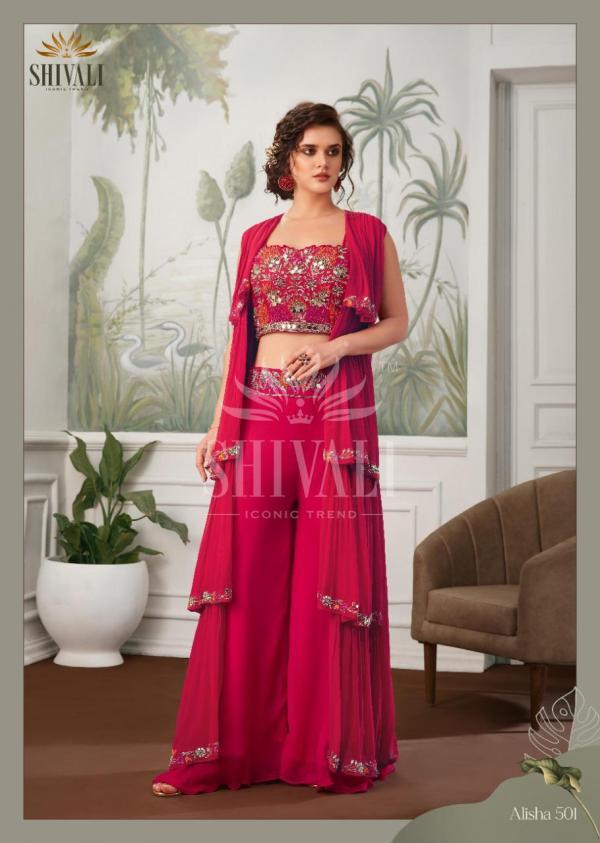 Shivali Alisha Vol-5 501-506 Series