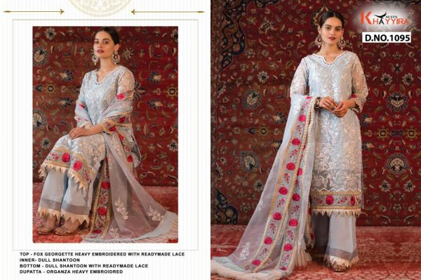 Khayyira Suits Al-Zohaib Vol-2 1095-1098 Series