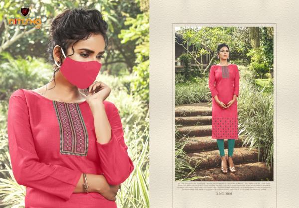 Nitisha NX Chingari Vol-3 3001-3010 Series