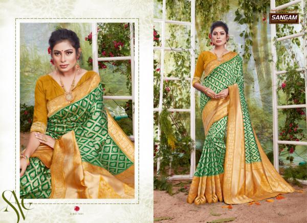 Sangam Prints Indian Culture 1001-1006 Series
