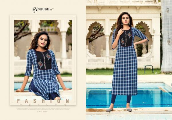 Shubh Nx Kulfi Vol-1 1001-1007 Series